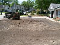 Tilling Soil For Sod Installation
